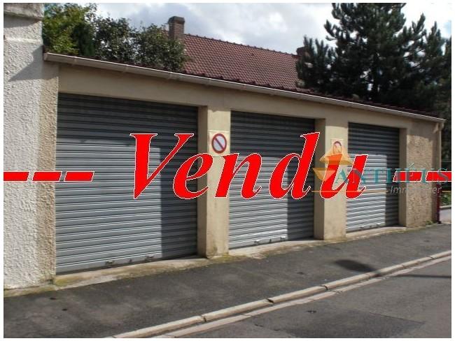 Garages vendre henin beaumont 1701 for Location de box ou garage
